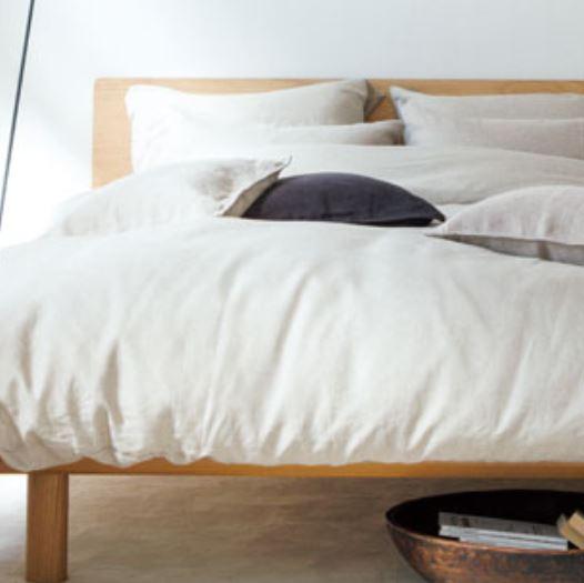 無印ベッド
