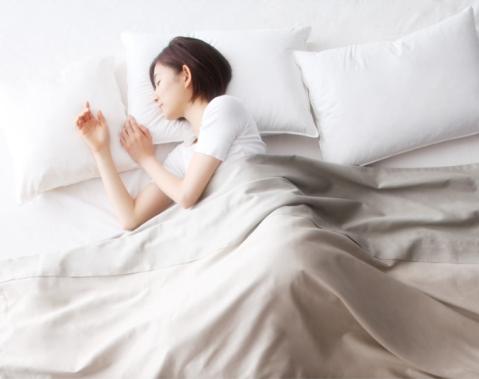 寝心地の良いベッド