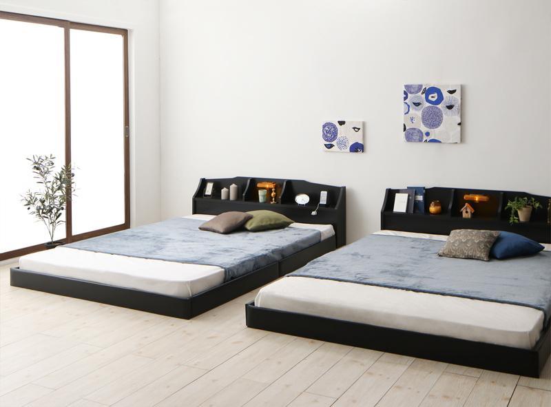 分割ベッド