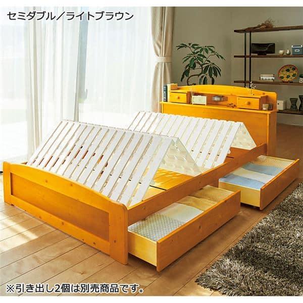収納すのこベッド