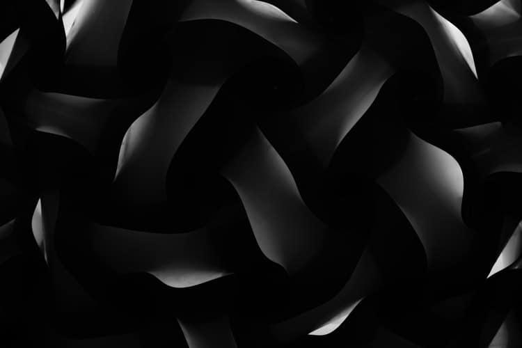 黒いデザイン