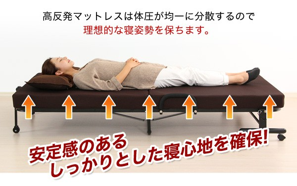 高反発ウレタンマットレス