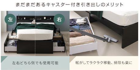 ベッド下の掃除