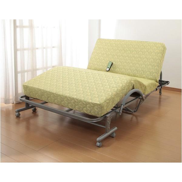 極厚収納式電動折りたたみベッド