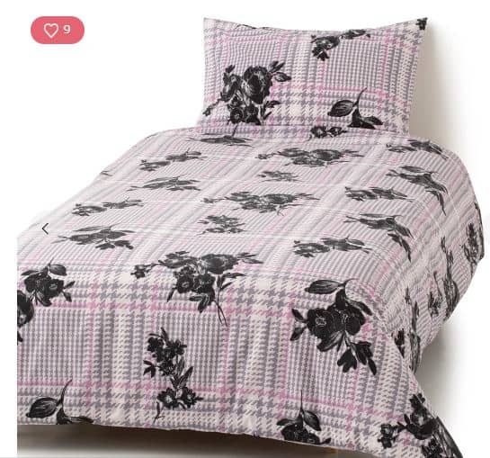 フランフランのベッドシーツ